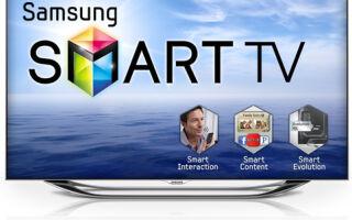 Телевизор Cамсунг 40 дюйма смарт тв цена и отзывы