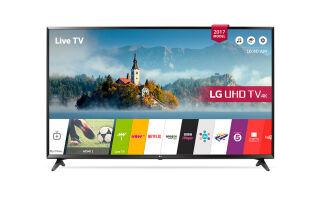 Телевизор LG 43uj630v: отзывы, характеристики, цена, обзор
