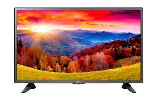 Телевизоры LG 32 дюйма смарт тв цена