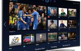 Телевизор Самсунг 48 дюймов 8000 отзывы цена. Характеристики