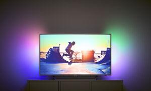 Телевизоры Филипс 2018 модельного года цены и начало продаж в России