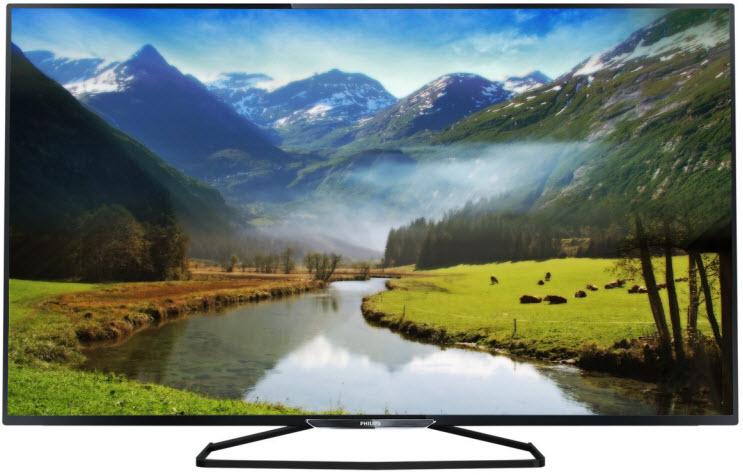 Телевизор выглядит довольно заманчиво