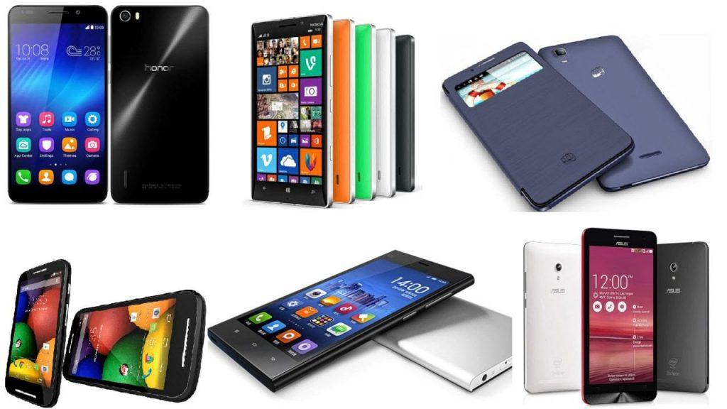 Смартфоны 2016 года до 16000 рублей отношение цена качество
