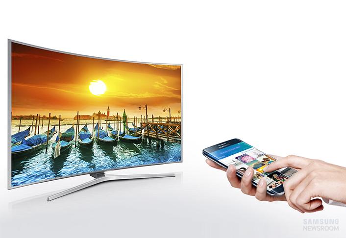 Телевизоры Samsung 2016 модельного года