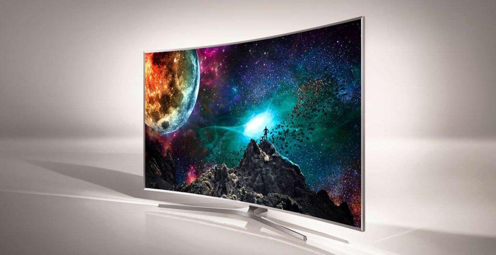 Телевизоры Самсунг 2017 модельного года