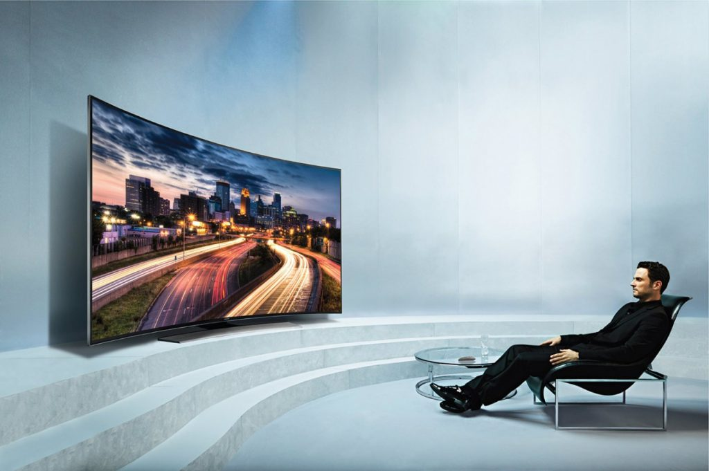 Телевизоры Самсунг 55 дюймов: цена, отзывы
