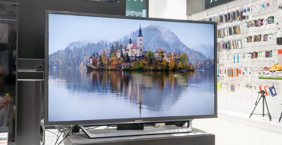 Sony KDL-40WD653: