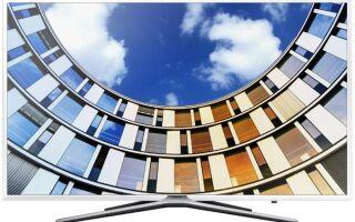 Телевизор Samsung UE43M5513AU: обзор, характеристики, отзывы, цена