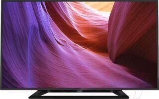 Телевизор Philips 40pft4100/60 отзывы